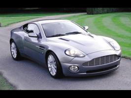 2004 Aston Martin V12 Vanquish