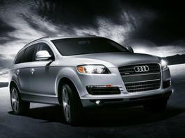 2008 Audi Q7 Premium