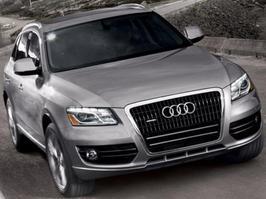 2010 Audi Q5 Prestige