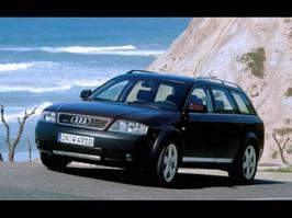 2004 Audi Allroad 2.7T