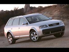 2005 Audi Allroad 2.7T