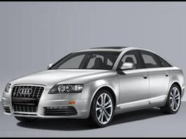2009 Audi S6 Prestige