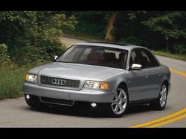 2003 Audi S8 4.2