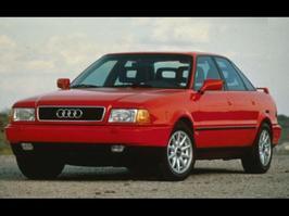 1990 Audi 90
