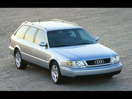 1997 Audi A6 2.8