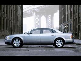 2003 Audi A8 L