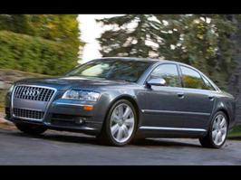 2007 Audi S8 5.2