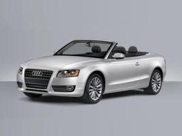 2012 Audi A5 Prestige