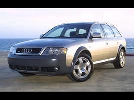 2001 Audi Allroad 2.7T