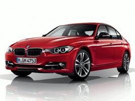 2013 BMW 3 Series ActiveHybrid
