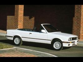 1991 BMW 3 Series 325ic