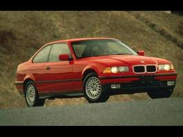 1993 BMW 3 Series 318iS