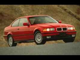 1995 BMW 3 Series 318iS