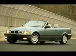 1995 BMW 3 Series 325ic