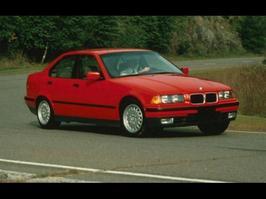 1993 BMW 3 Series 325i