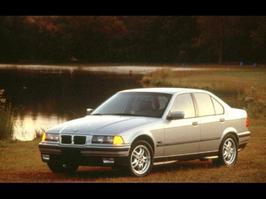 1996 BMW 3 Series 328i