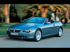 2006 BMW 6 Series 650i