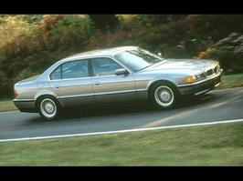 1996 BMW 7 Series 740iL