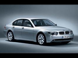 2004 BMW 7 Series 745i