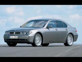 2005 BMW 7 Series 760i