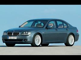 2007 BMW 7 Series Alpina B7