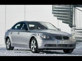 2006 BMW 5 Series 525xi