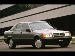 1993 Mercedes-Benz 190 E