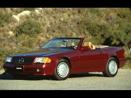 1990 Mercedes-Benz 300 SL