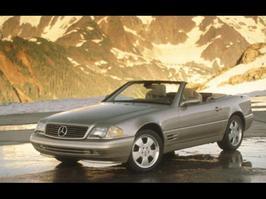 1997 Mercedes-Benz SL 320