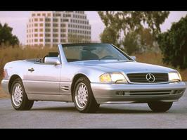 1994 Mercedes-Benz SL 500