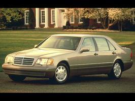 1993 Mercedes-Benz 400 SEL