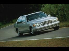 1999 Mercedes-Benz S 500
