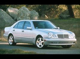 1997 Mercedes-Benz E 420