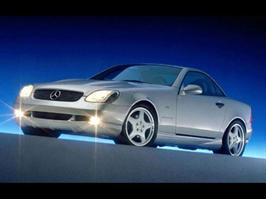 2003 Mercedes-Benz SLK 230