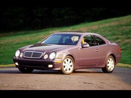 2001 Mercedes-Benz CLK 320
