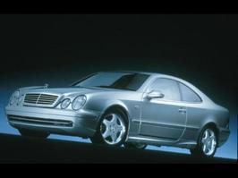 1999 Mercedes-Benz CLK 320