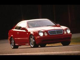 1999 Mercedes-Benz CLK 430