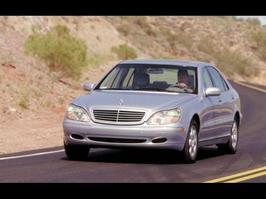 2001 Mercedes-Benz S 500