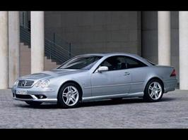 2004 Mercedes-Benz CL 55 AMG