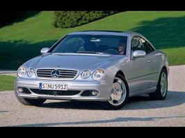 2006 Mercedes-Benz CL 500