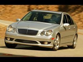 2005 Mercedes-Benz C 230