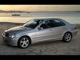 2006 Mercedes-Benz C-Class C230 Sport