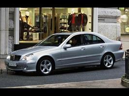 2005 Mercedes-Benz C 240