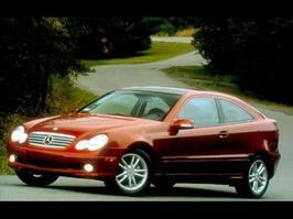 2002 Mercedes-Benz C 230