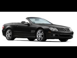 2008 Mercedes-Benz SL 550