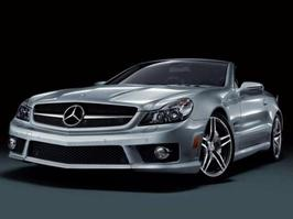 2009 Mercedes-Benz SL 550