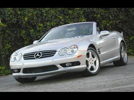 2003 Mercedes-Benz SL 500