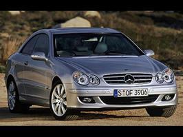 2007 Mercedes-Benz CLK 550