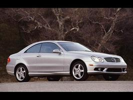 2006 Mercedes-Benz CLK 500