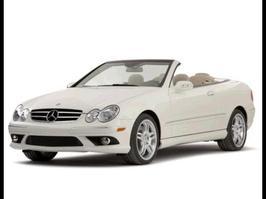 2009 Mercedes-Benz CLK 350